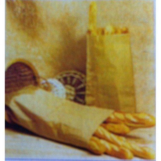 Bolsas Kraft Reagrupación para barras de pan
