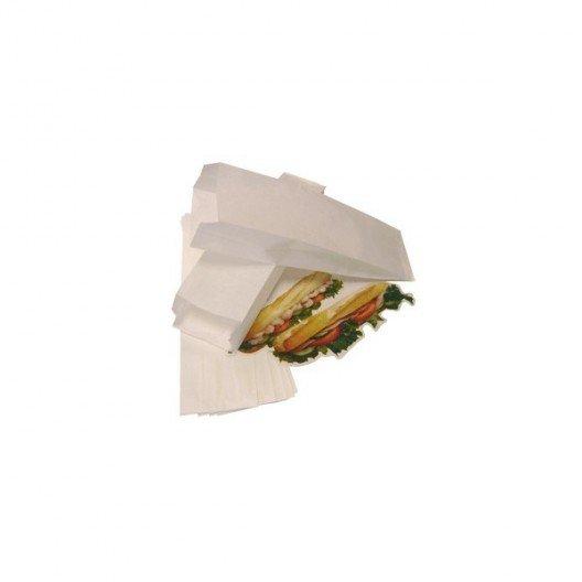 Bolsas de papel para bocadillos