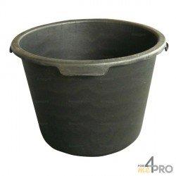 Cubo de albañil redondo 45 L