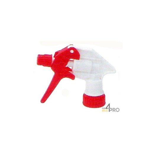 Cabezal de vaporizador Tex-Spray Blanco / Rojo con tubo de 17 cm