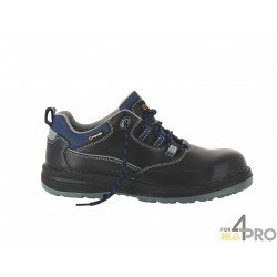 Zapatos de seguridad hombre Mustang bajos - normas S3/SRC/WRU