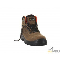 Zapatos de seguridad hombre Scorpion altos Espacios Verdes - normas S3/SRC/WRU