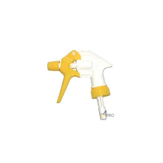 Cabezal de vaporizador Tex-Spray Blanco / Amarillo con tubo de 17 cm