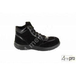 Zapatos de seguridad mujer Vicky altos - normas S3/SRA