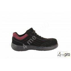 Zapatos de seguridad mujer Julia bajos - normas S1P/SRA