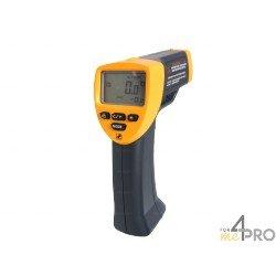 Termómetro infrarrojo con puntería láser -20°C a +530°C