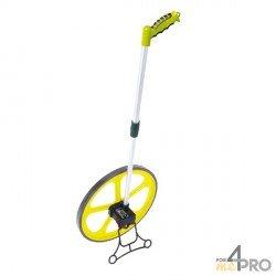 Odómetro rueda ABS Ø36 cm