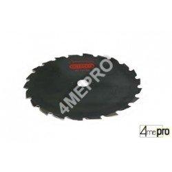 Cuchilla para desbrozadora MAXI 20/25,4mm