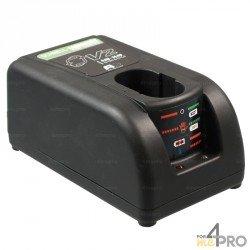 Cargador universal para baterías Ni-Cd + Ni-mH 7,2V - 18V 3,0 Ah