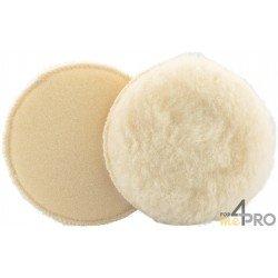 Boina en lana tejida con fijación en velcro 150 mm 095c61d9774
