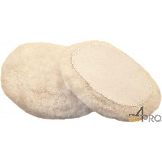 Boina en piel de oveja con fijación en velcro 150 mm 33cf55325bb
