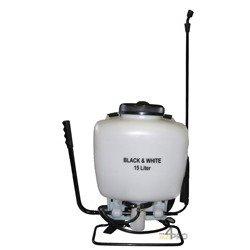 Pulverizador Dorsal Black & White 15 l blanco