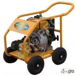Limpiador de alta presión diésel con bomba de alta presión Jumbo 200-15 RD