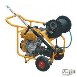 Limpiador de alta presión a gasolina con bomba de alta presión Jumbo 240-15 R