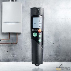 Detector de monóxido de carbono Testo 317-3