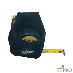 Bolsillo porta-cinta métrica de nylon