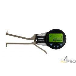 Reloj palpador de interior digital capacidad 30-50 mm