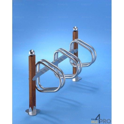 Aparcabicicletas Arcachon para 3 bicicletas
