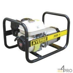Grupo electrógeno gasolina Ayerbe 3000 H MN Honda