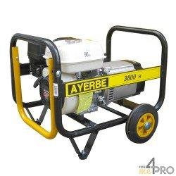 Grupo electrógeno gasolina Ayerbe 3800 H MN Honda