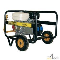 Grupo electrógeno gasolina Ayerbe 5000 H MN Honda