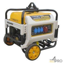 Grupo electrógeno gasolina ENER-GEN PRO 8000 TX triphasé