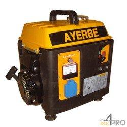 Grupo electrógeno gasolina insonorizado Ayerbe 1000 KT Kiotsu