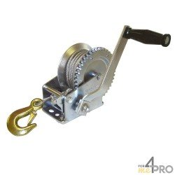 Cabrestante manual de seguridad - Carga max. 550 kg