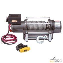 Cabrestante eléctrico - Capacidad max. 3600 kg