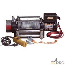 Cabrestante eléctrico - Capacidad max. 4500 kg