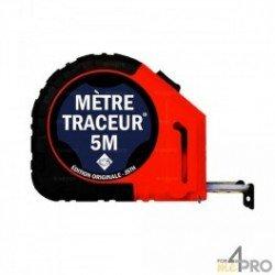 Cinta métrica con marcador - 5 m
