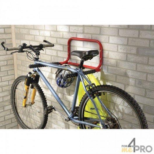Soporte de pared plegable para bicicletas - 2 bicis