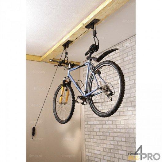 Soporte de techo para 1 bicicleta