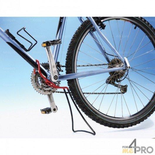 Soporte para bici con fijación por el pedal - 1 bici