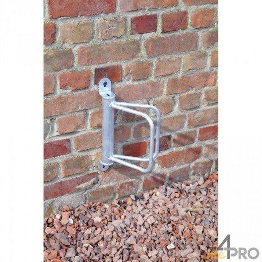 Aparcabicicletas de pared giratorio - 1 bicicleta