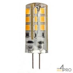 Bombilla LED G4 12 V 3 W de silicona