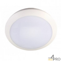 Plafón LED redondo estanco - IP65 e IK10