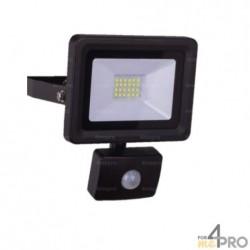 Proyector LED exterior IP44 con sensor de movimiento