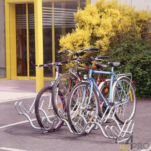 Aparcabicicletas para 6 bicicletas