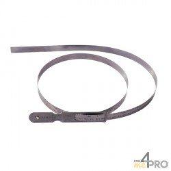 Cinta diamétrica de acero con nonio 700-1100 mm
