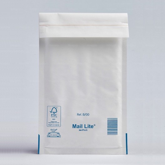 Sobre con burbujas B Mail Lite 12x21cm