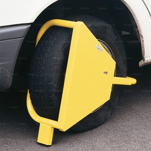 Bloqueo de la rueda Antirrobo alta seguridad