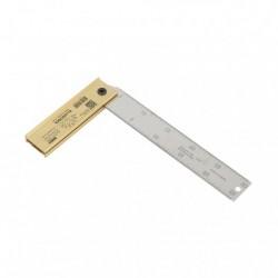 Escuadra indexada / Escuadra ajustable 30x16,2 cm