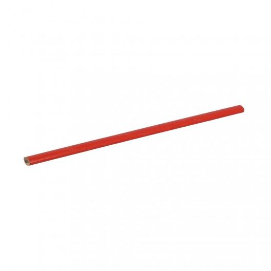 Lápiz de carpintero rojo 25 cm