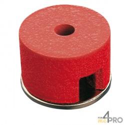Imán permanente MP30 con agujero pasante Ø 31,7 mm