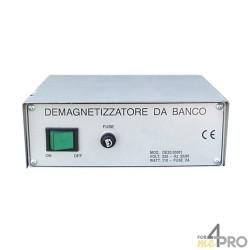 Desmagnetizador portátil de banco de trabajo