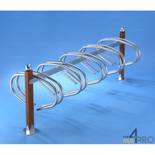 Aparcabicicletas Arcachon para 10 bicicletas