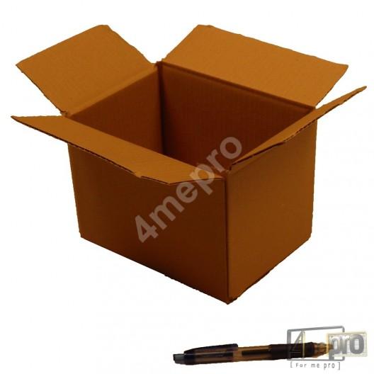 Cartón canal simple 20 x 14 x 14 cm
