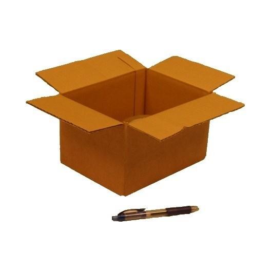 Cartón canal simple 20 x 15 x 12 cm