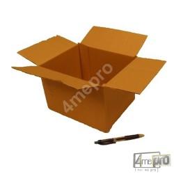 Cartón canal simple 23 x 19 x 16 cm